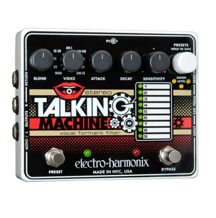 Electro Harmonix XO Stereo Talking Machine