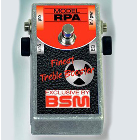 BSM RPA Special Booster