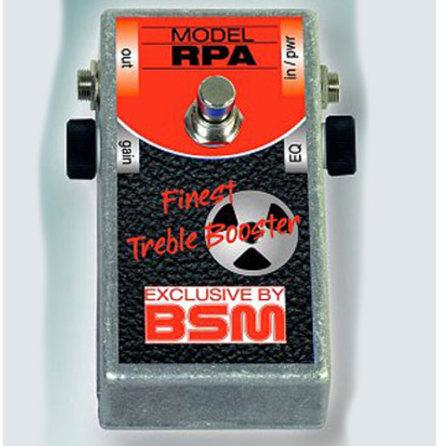 BSM special signature Booster Model RPA