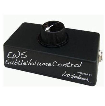 EWS Subtle Volume Control (SVC)