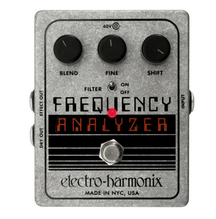Electro Harmonix XO Frequency Analyzer