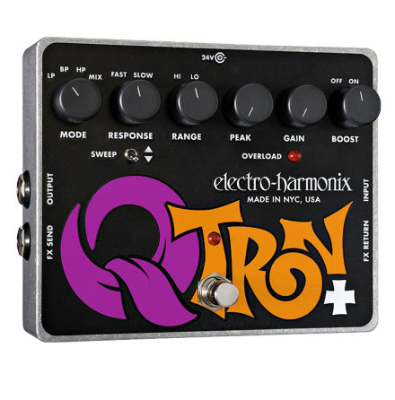 Electro Harmonix Q-tron Plus
