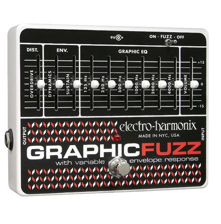 Electro Harmonix XO Graphic Fuzz