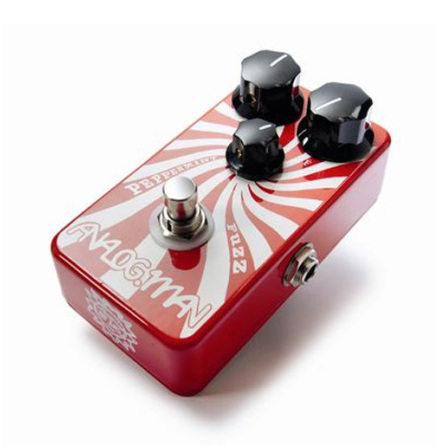 Analog Man Peppermint fuzz w On/Off Fuzz Pot