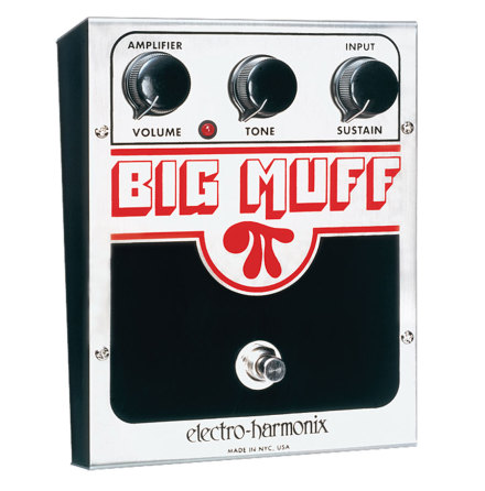 Electro Harmonix Classics  Big Muff Pi