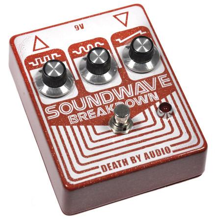 Death By Audio Soundwave Breakdown V2