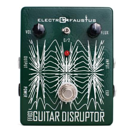 Electro-Faustus EF103-Guitar Disruptor