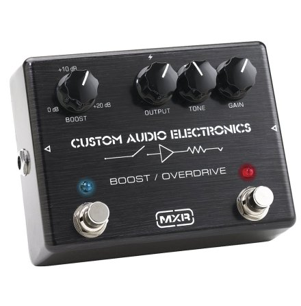 MXR MC402 CAE Boost/Overdrive