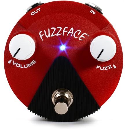 Dunlop Band of Gypsys FFM6 Fuzz Face Mini