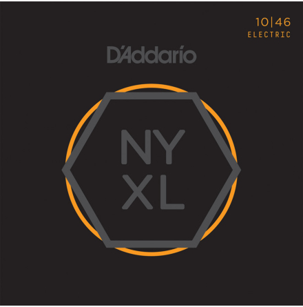 DADDARIO NYXL1046 Elgitarr NYXL 010-046