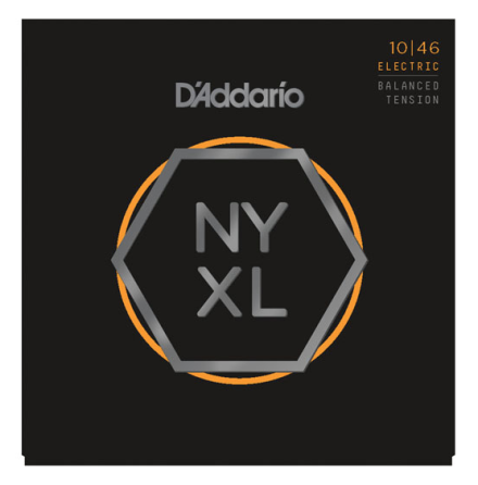 D´Addario Elgitarr NYXL 010-046 (Balanced Tension)