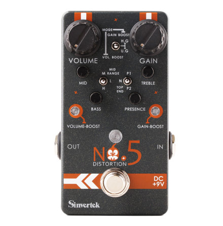Sinvertek Distortion No 5