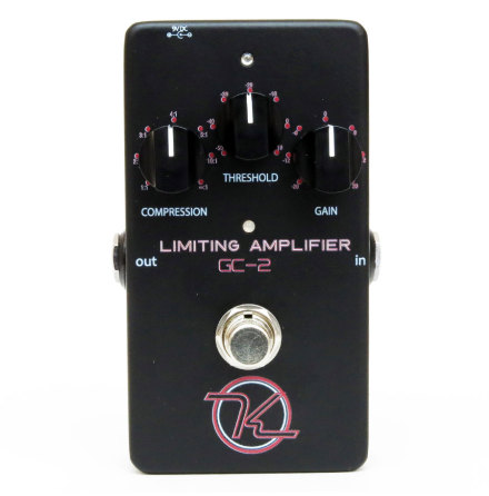 Keeley GC-2 Compressor Limiting Amplifier