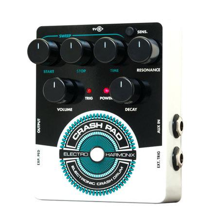 Electro Harmonix XO Crash Pad