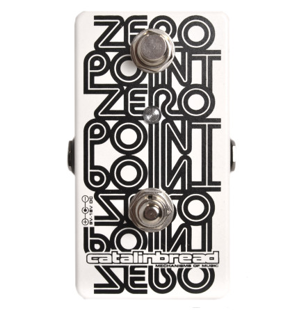 Catalinbread Zero Point Studio Stye Manual Tape Flanger