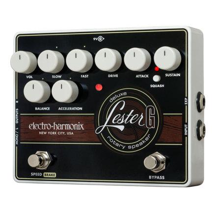 Electro Harmonix Lester G Deluxe Rotary Speaker