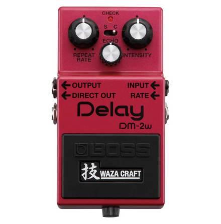 Boss DM-2W Delay Waza Craft Special Edition