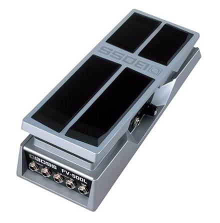 BOSS FV-500L Volume Pedal (stereo, low-impedance)