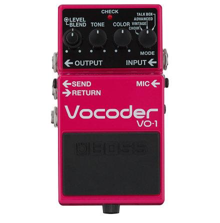 BOSS VO-1 Vocoder