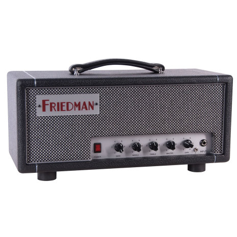 Friedman Dirty Shirley Mini - 20-watt Tube Head
